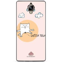 Bjornberry Skal OnePlus 3 / 3T - Cattish Yoga
