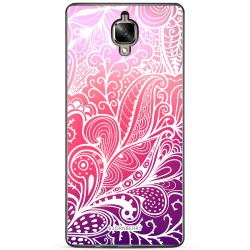 Bjornberry Skal OnePlus 3 / 3T - Färgglada Blommor
