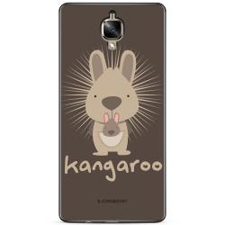 Bjornberry Skal OnePlus 3 / 3T - Känguru