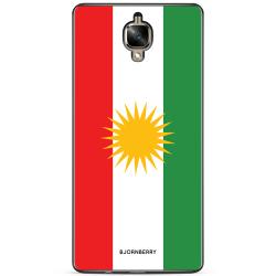 Bjornberry Skal OnePlus 3 / 3T - Kurdistan