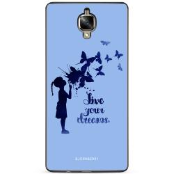 Bjornberry Skal OnePlus 3 / 3T - Live Your Dreams