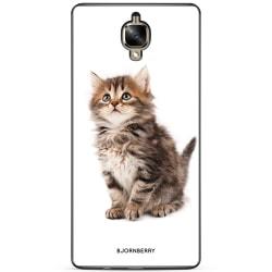 Bjornberry Skal OnePlus 3 / 3T - Söt Kattunge