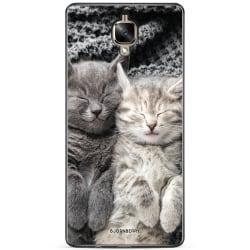 Bjornberry Skal OnePlus 3 / 3T - Vilande Katter