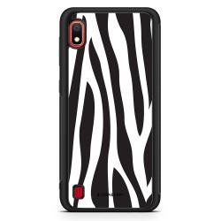 Bjornberry Skal Samsung Galaxy A10 - Zebra
