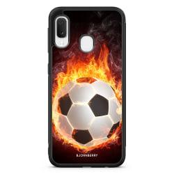Bjornberry Skal Samsung Galaxy A20e - Fotboll