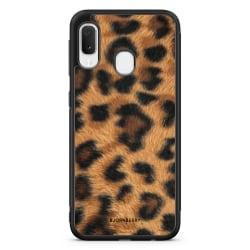 Bjornberry Skal Samsung Galaxy A20e - Leopard