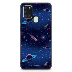 Bjornberry Skal Samsung Galaxy A21s - Rymden