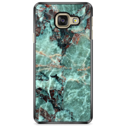 Bjornberry Skal Samsung Galaxy A3 6 (2016)- Grön Marmor
