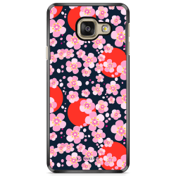 Bjornberry Skal Samsung Galaxy A3 7 (2017)- Japan Blommor