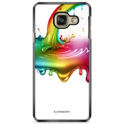 Bjornberry Skal Samsung Galaxy A3 7 (2017)- Regnbågs Splash