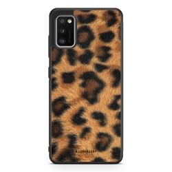 Bjornberry Skal Samsung Galaxy A41 - Leopard