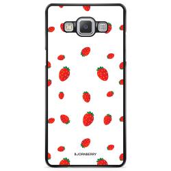 Bjornberry Skal Samsung Galaxy A5 (2015) - Jordgubbar