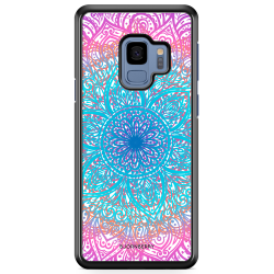 Bjornberry Skal Samsung Galaxy A8 (2018) - Pastell Mandala
