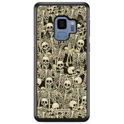 Bjornberry Skal Samsung Galaxy A8 (2018) - Skelett