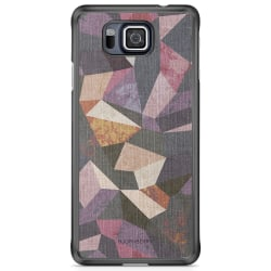 Bjornberry Skal Samsung Galaxy Alpha - Geometrisk Modern