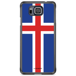 Bjornberry Skal Samsung Galaxy Alpha - Island