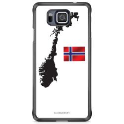 Bjornberry Skal Samsung Galaxy Alpha - Norge