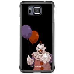 Bjornberry Skal Samsung Galaxy Alpha - Scary Clown