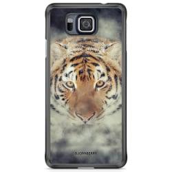 Bjornberry Skal Samsung Galaxy Alpha - Tiger Rök
