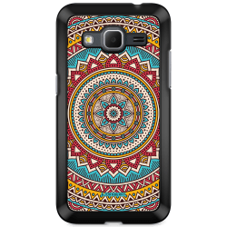 Bjornberry Skal Samsung Galaxy Core Prime - Mandalamönster