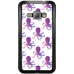 Bjornberry Skal Samsung Galaxy J1 (2016) - Bläckfisk Mönster
