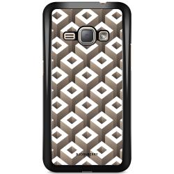 Bjornberry Skal Samsung Galaxy J1 (2016) - Geometriska mönster
