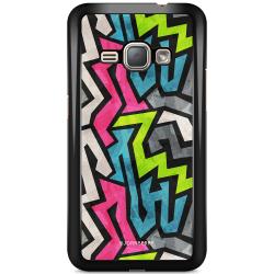 Bjornberry Skal Samsung Galaxy J1 (2016) - Grunge Graffiti