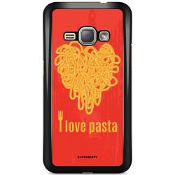 Bjornberry Skal Samsung Galaxy J1 (2016) - I love pasta