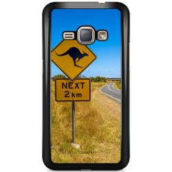 Bjornberry Skal Samsung Galaxy J1 (2016) - Känguru Skylt