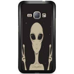 Bjornberry Skal Samsung Galaxy J1 (2016) - Peace Alien