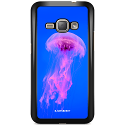 Bjornberry Skal Samsung Galaxy J1 (2016) - Rosa Manet