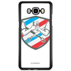 Bjornberry Skal Samsung Galaxy J3 (2016) - Frisör Loggo