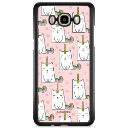 Bjornberry Skal Samsung Galaxy J3 (2016) - Kattenhörning