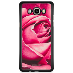 Bjornberry Skal Samsung Galaxy J3 (2016) - Röd Ros