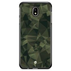 Bjornberry Skal Samsung Galaxy J3 (2017) - Abstrakt Kamo
