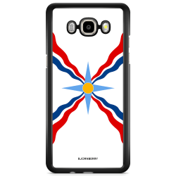 Bjornberry Skal Samsung Galaxy J5 (2015) - Assyriska flaggan