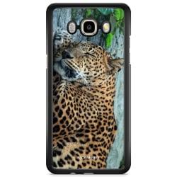 Bjornberry Skal Samsung Galaxy J5 (2015) - Sovande Leopard