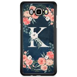 Bjornberry Skal Samsung Galaxy J5 (2016) - Monogram K