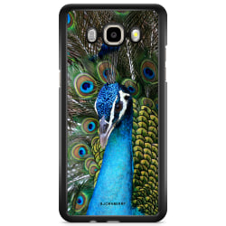 Bjornberry Skal Samsung Galaxy J5 (2016) - Påfågel