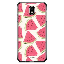 Bjornberry Skal Samsung Galaxy J5 (2017) - Vattenmelon
