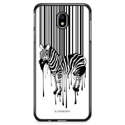 Bjornberry Skal Samsung Galaxy J5 (2017) - Zebra