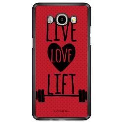 Bjornberry Skal Samsung Galaxy J7 (2016) - Live Love Lift