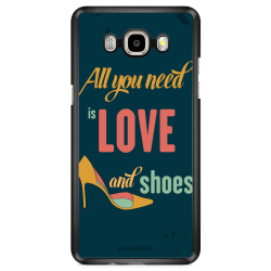Bjornberry Skal Samsung Galaxy J7 (2016) - Love Shoes