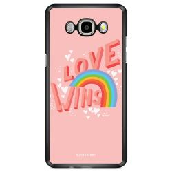Bjornberry Skal Samsung Galaxy J7 (2016) - Love Wins