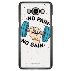 Bjornberry Skal Samsung Galaxy J7 (2016) - No Pain No Gain