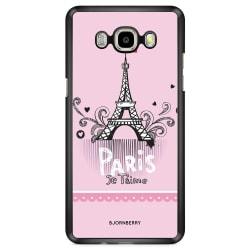 Bjornberry Skal Samsung Galaxy J7 (2016) - Paris je taime