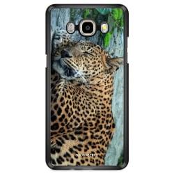 Bjornberry Skal Samsung Galaxy J7 (2016) - Sovande Leopard