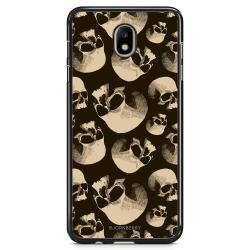 Bjornberry Skal Samsung Galaxy J7 (2017) - Dödskallar