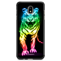 Bjornberry Skal Samsung Galaxy J7 (2017) - Fire Tiger