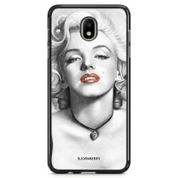 Bjornberry Skal Samsung Galaxy J7 (2017) - Marilyn Monroe